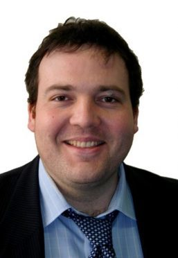 Highland MSP Jamie Halcro Johnston