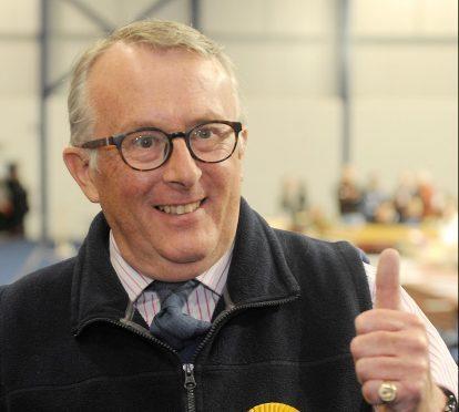 Caithness MP Jamie Stone