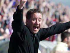 John Robertson returns as Caley Jags boss 13 years after securing top flight promotion