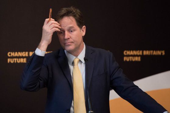 General Election 2017: Former Liberal Democrats leader Nick Clegg ousted by Labour