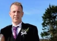 Dean Leech was jailed for three years for attacking two prison guards - he  was among eight men sentenced to almost 100 years for killing Gary Clampett.