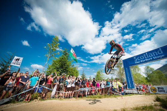 The UCI World Mountain Bike Championships take place this weekend