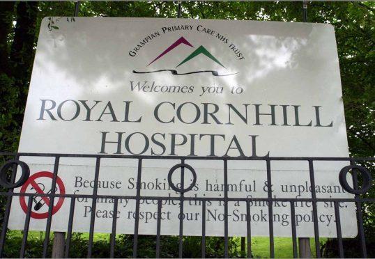 Royal Cornhill Hospital, Aberdeen