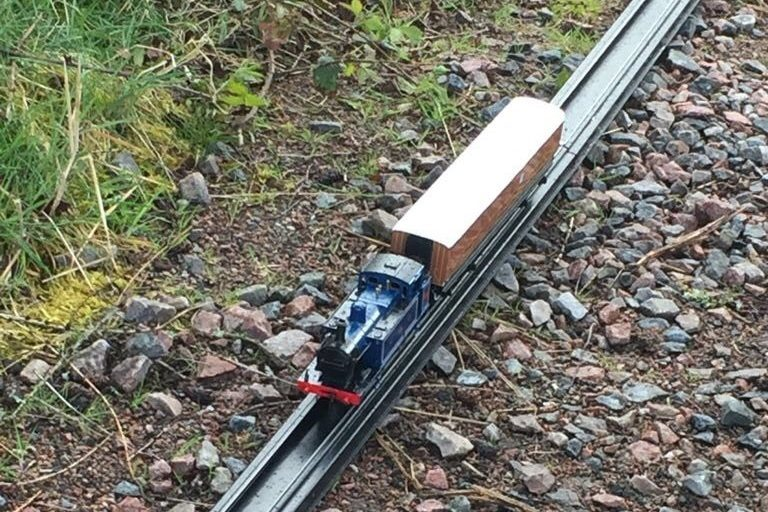 Crossrail and other Remarkable Railways Model-train-1-e1496333074787