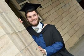 Thomas Michie graduated in Music
