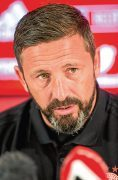 Aberdeen manager believes Dons squad is stronger after summer spending spree
