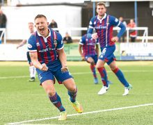 Inverness defeated by Saints in six-goal thriller