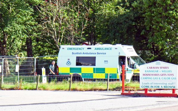 Girl, 8, killed by falling logs in Argyll forest
