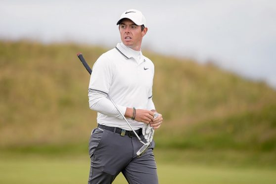 McIlroy feeling good ahead of Scottish Open