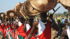 Ruciteme Culture from Burundi will bring a musical evening of storytelling to Africe.