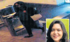 CCTV image of missing woman Nusrat Jahan released as the search for her continues