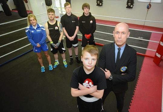 Boxing club in fight for survival amid rocky relationship