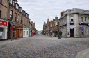 Peterhead BID aims to improve the town centre.