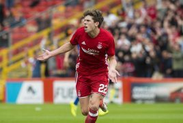 Ryan Christie: Dons will learn lessons from cup exit