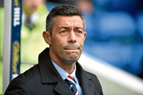Pedro Caixinha has been sacked by Rangers