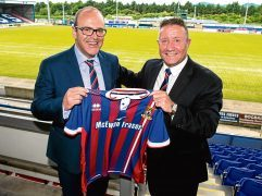 Now it's time for action: Former midfielder Wilson's plea as chairman replaced