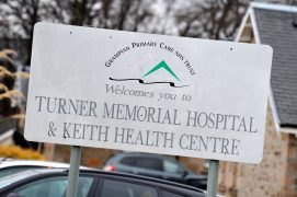 Campaigners want a replacement built for the Turner Memorial Hospital.
