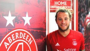 May double gives Dons victory against Dundee