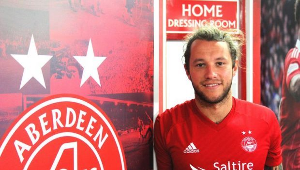 Stevie May Joins Aberdeen On Permanent Deal