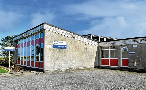 New Aberdour Primary School has been sold by the council