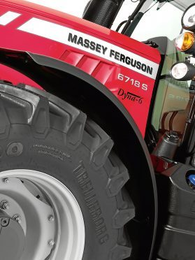 The firm was appointed a Massey Ferguson dealer last year.
