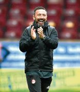 Pass marks but McInnes urges Dons to raise their game
