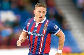Dominant Caley Thistle held to draw at Falkirk