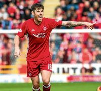 Dons midfielder set for loan move to Ross County