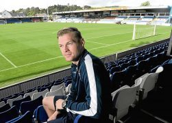 Billy Mckay: County get back to business