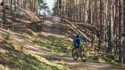 The Glenlivet bike trails will be closed from October to Easter.