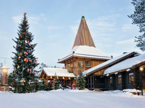 Lapland a magical winter wonderland awaits you press and journal sign up to our lifestyle newsletter solutioingenieria Choice Image