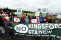 The No Kingsford Stadium group