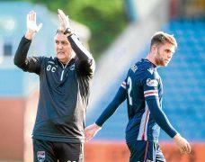 County's kick-start at Kilmarnock