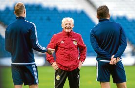 McInnes: Next Scotland manager inherits a squad heading in the right direction