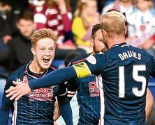 Fine show from Keillor-Dunn despite Dingwall defeat by Jambos