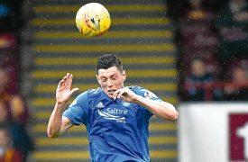 McKenna on course to be Aberdeen's new head boy