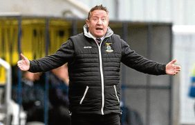 Caley Thistle drawn at home to Crusaders in IRN-BRU Cup semi-finals