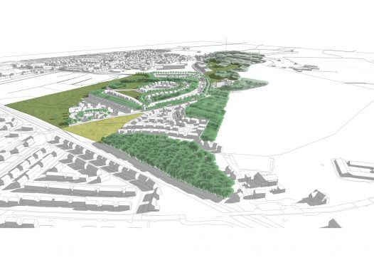 Edinburgh-based planners Optimised Environments are developing the masterplan for Bilbohall.