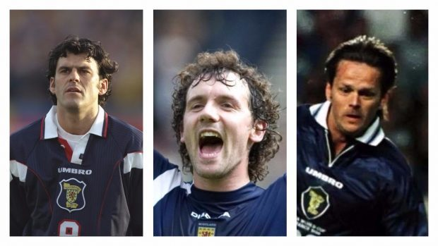 a8ebb9b33 QUIZ: Scotland's 1998 World Cup squad... How many faces do you ...