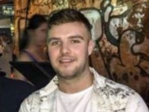 Connor Leslie, 23, was missing in Hanoi.