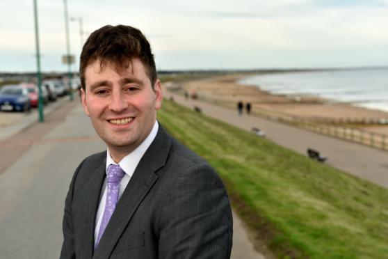 Councillor Michael Hutchison