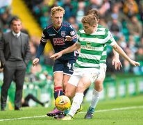 County can expect full force of Celtic winger Forrest's fire