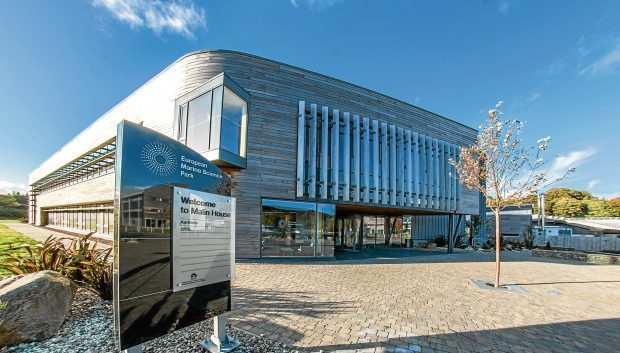 Two new firms boost role of science park | Press and Journal
