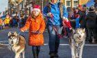 Christmas season begins with bang in Moray with bi