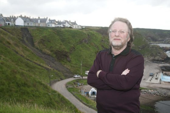 Rob Barsby of Portknockie