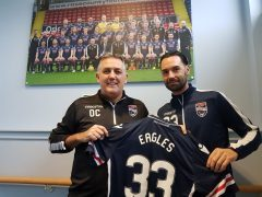 Coyle could unleash winger Eagles against Dundee