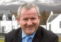 SNP Westminster leader Ian Blackford    photo from his website