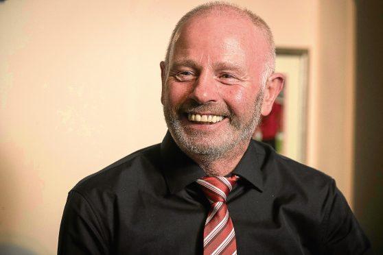 Chairman Stewart Milne