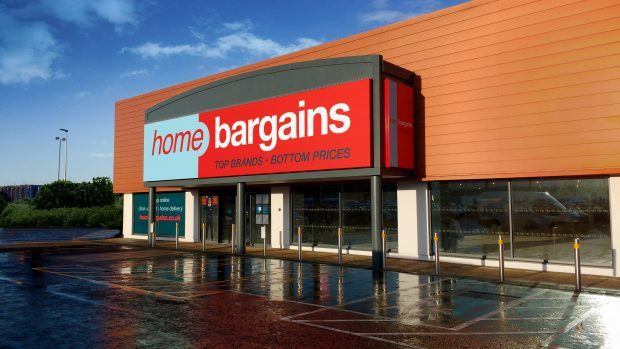 Home Bargains opens new Aberdeen store