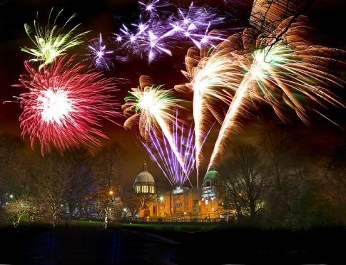 Aberdeen Hogmanay Celebrations